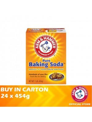 Arm & Hammer Pure Baking Soda 24 x 454g