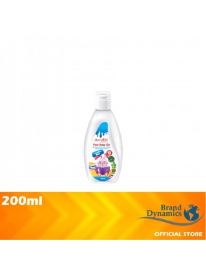 AromaKids Baby Oil Vanilla Milk 200ml [09W1]
