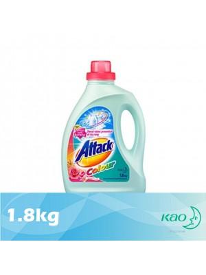 Attack Liquid Detergent Plus Colour (LATC) 1.8kg