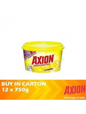 Axion Lemon Dishpaste 12 x 750g
