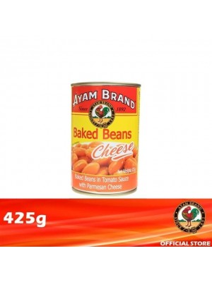 Ayam Brand Baked Beans Cheese 425g [Essential]