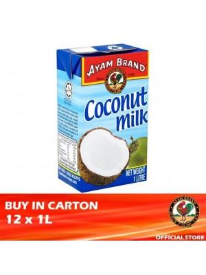 Ayam Brand Coconut Milk 12 x 1L
