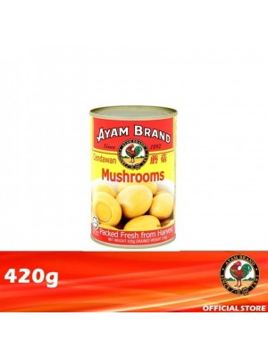 Ayam Brand Mushrooms 420g [Essential]