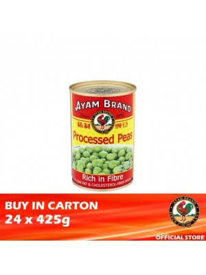 Ayam Brand Processed Peas 24 x 425g [Essential]