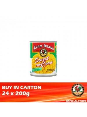 Ayam Brand Sweet Cup Corn 24 x 200g