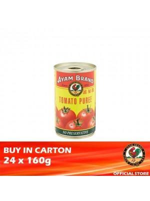 Ayam Brand Tomato Puree 24 x 160g
