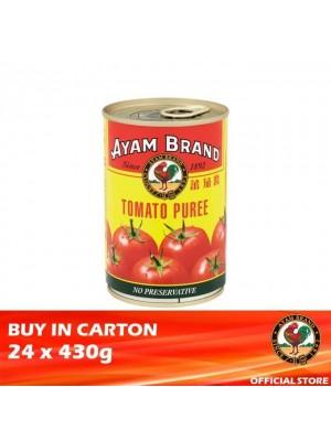 Ayam Brand Tomato Puree 24 x 430g