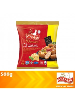 Ayamas Chicken Cocktail Cheese Sausages 500g