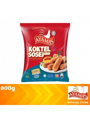 Ayamas Chicken Cocktail Sausages 800g