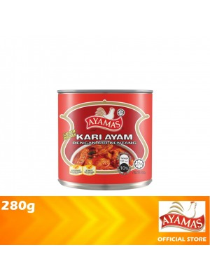 Ayamas Chicken Curry with Potato Extra Spicy 280g