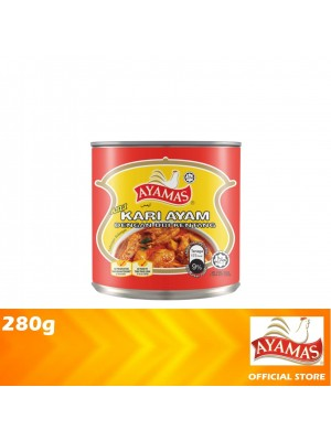 Ayamas Chicken Curry with Potato Original 280g