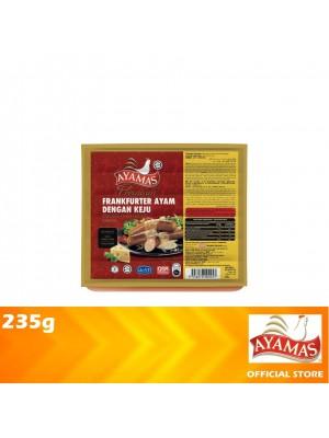 Ayamas Chicken Frankfurters Cheese 235g