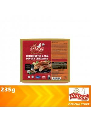 Ayamas Chicken Frankfurters Mushroom 235g