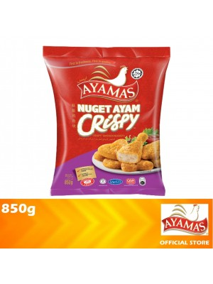Ayamas Crispy Chicken Nugget 850g