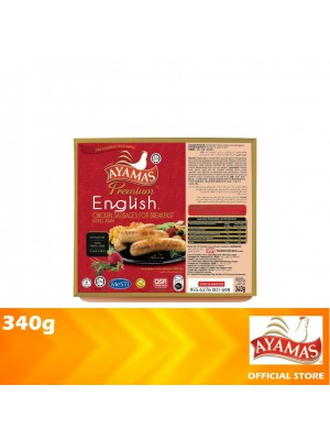 Ayamas English Chicken Sausages for Breakfast 340g