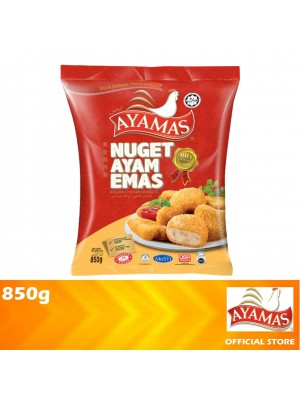 Ayamas Golden Chicken Nugget 850g