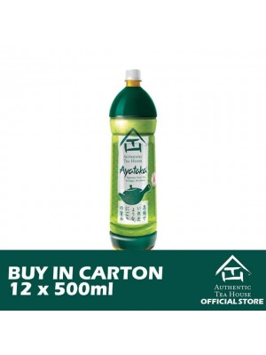 Authentic Tea House AYATAKA PET 12 x 500ml
