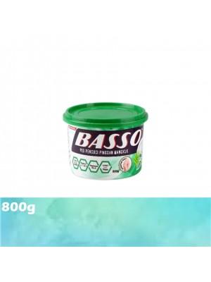 Basso Dishwash Paste Lime & Aloe Vera 800g