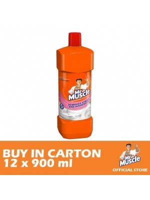Mr. Muscle Bathroom Floral 12 x 900ml
