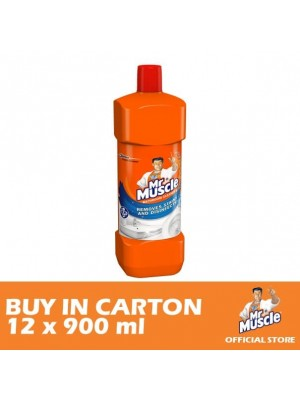 Mr. Muscle Bathroom Regular 12 x 900ml