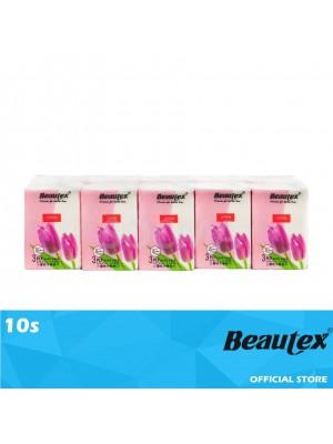 Beautex 3Ply Handkerchief 10s