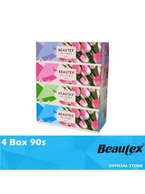 Beautex Box Tissue 4Box 90s