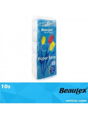 Beautex Super Save Toilet Roll 10s