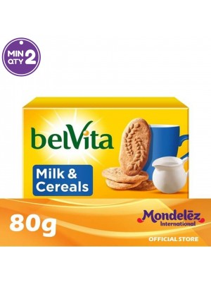 Belvita Milk and Cereal 80g