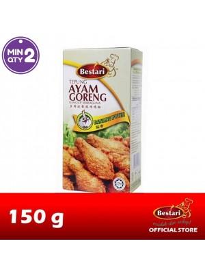 Bestari Fried Chicken Coating - Garlic 150g [Essential]