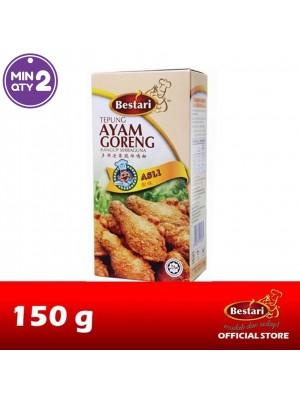 Bestari Fried Chicken Coating - Original 150g [Essential]