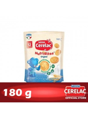 Nestle Cerelac Biscuits Nutribite Original 180g