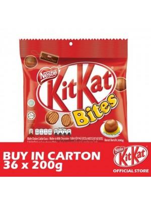 Nestle KitKat Bites 36 x 200g