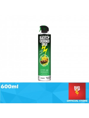 Blacktop Crawling Insect Killer 600ml