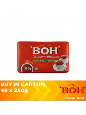 Boh Tea Leaves 40 x 250g