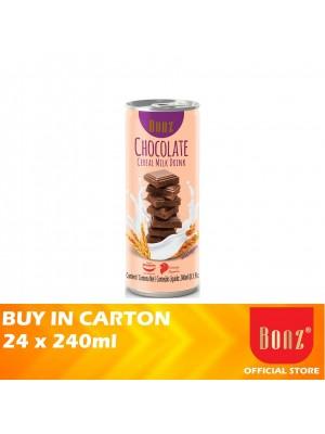 Bonz Cereal Milk Chocolate Flavour 24 x 240ml