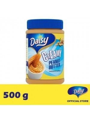 Daisy Bread Spread Peanut - Creamy 500g