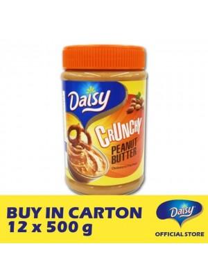 Daisy Bread Spread Peanut - Crunchy 12 x 500g