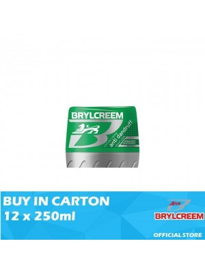 Brylcreem Cream Anti Dandruff 12 x 250ml