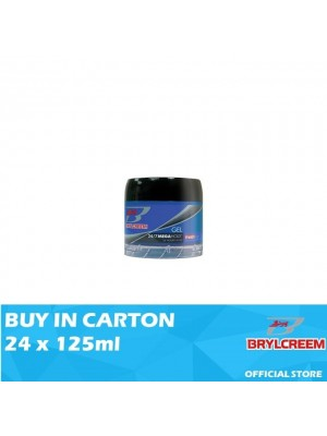 Brylcreem Gel 24/7 Mega Hold 24 x 125ml