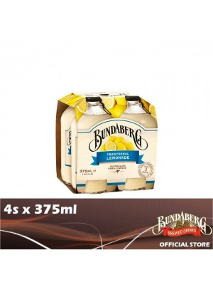 Bundaberg Lemonade 4s x 375ml
