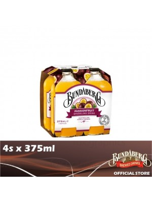 Bundaberg Passion Fruit 4s x 375ml
