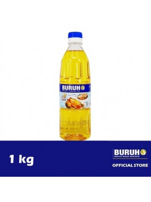 Buruh (Labour) Refined Cooking Oil 1kg