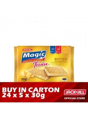 Jack 'n Jill Magic Twin Butter Cream 24 x 5 x 30g