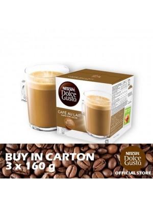 Nescafe Dolce Gusto CafeAuLait 3 x 160g