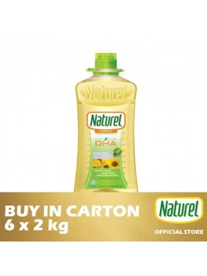 Naturel Forte DHA Canola and Sunflower Oil 6 x 2kg