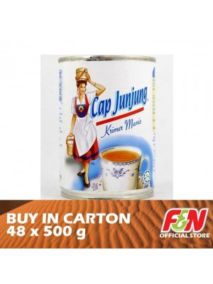Cap Junjung Sweetened Condensed 48 x 500g [Essential]
