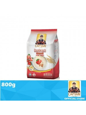 Captain Oats - Instant Foil Pack 800g
