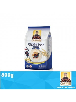 Captain Oats - Quick Cooking Foil Pack 800g