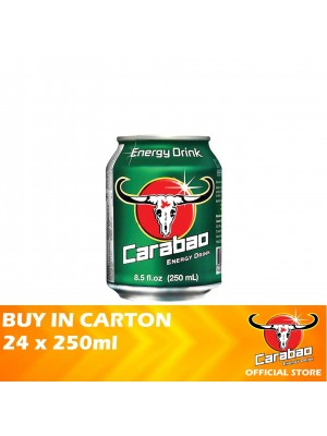 Carabao Energy Drink 24 x 250ml