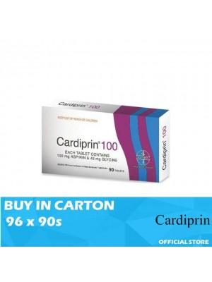 Cardiprin Tabs 100mg 96 x 90s